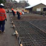 Images of the Brisbane City Riverwalk Redevelopment