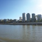 Brisbane Riverwalk Project Photos - Using Stainless Steel for Bridges