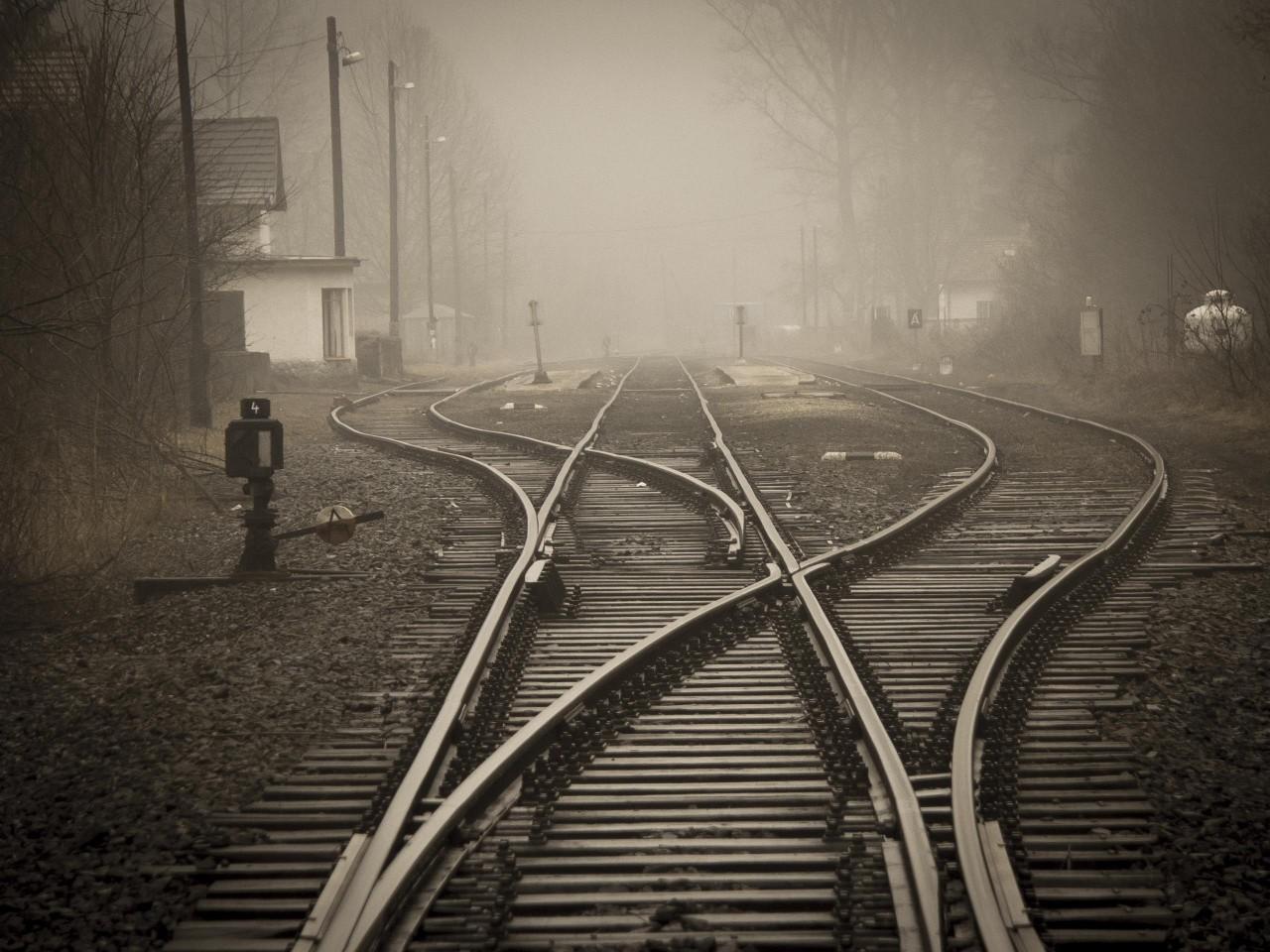 Stainless Steel Railway Track