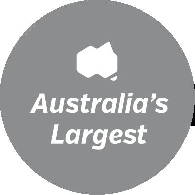 Australia's Largest