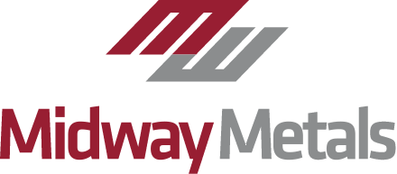 Midway Metals Logo